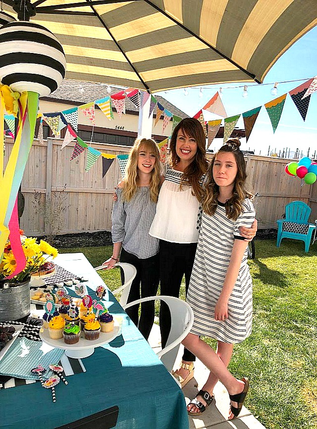 Jen Hadfield Patio Party - a bright and happy paper and embellishment line for party invitations, crafts and more!