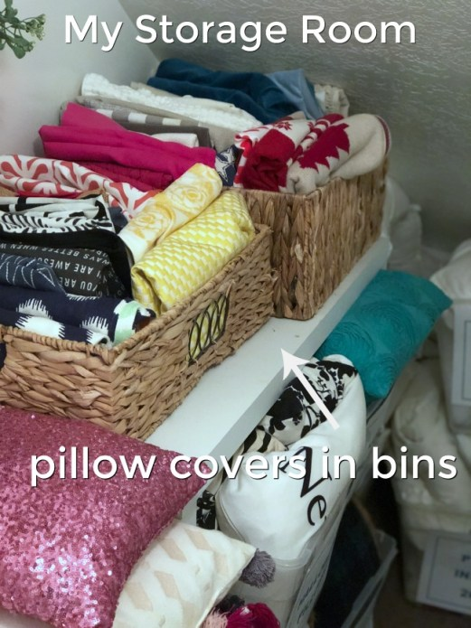 How to make 10 minute envelop back pillow covers