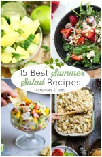 15 Best Summer Salad Recipes!