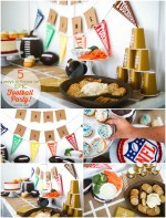 FIVE Easy Ways to Throw an EPIC Football Party!
