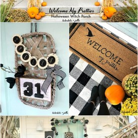 How to create a Halloween Theme Porch