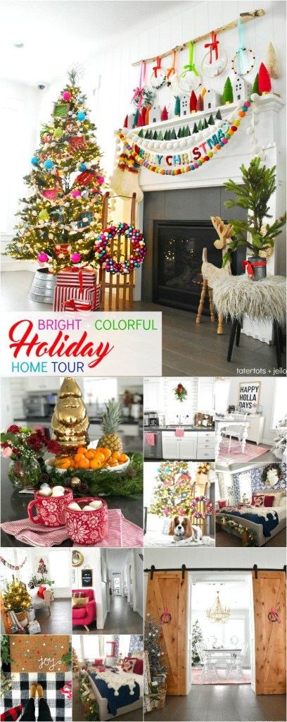 Bright and Colorful Holiday Tour