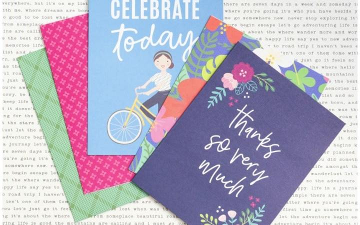 Chasing Adventures — My Newest Paper Line!