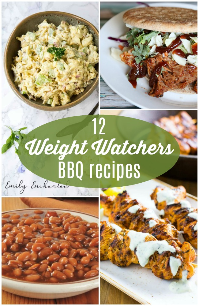 12 Delicious Weight Watchers BBQ Recipes. I love Weight Watchres because it's very effective and I can still eat my favorite foods. Get your grill warmed up and stay on track with these 12 amazing Weight Watchers recipes!