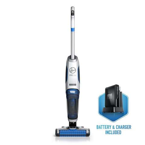 We tried the   HOOVER® ONEPWR™ System and this is what we thought. Save time for a faster and easier cleaning routine with NINE cordless cleaning machines that share interchangeable batteries.