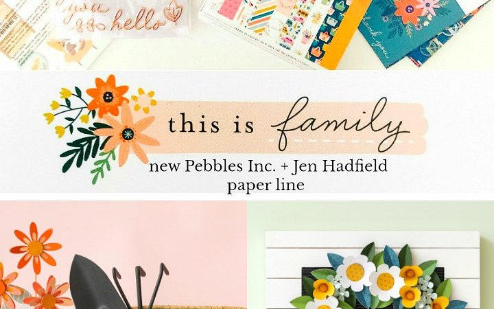 This is Family Paper Line – Celebrating Family Traditions and Memories!