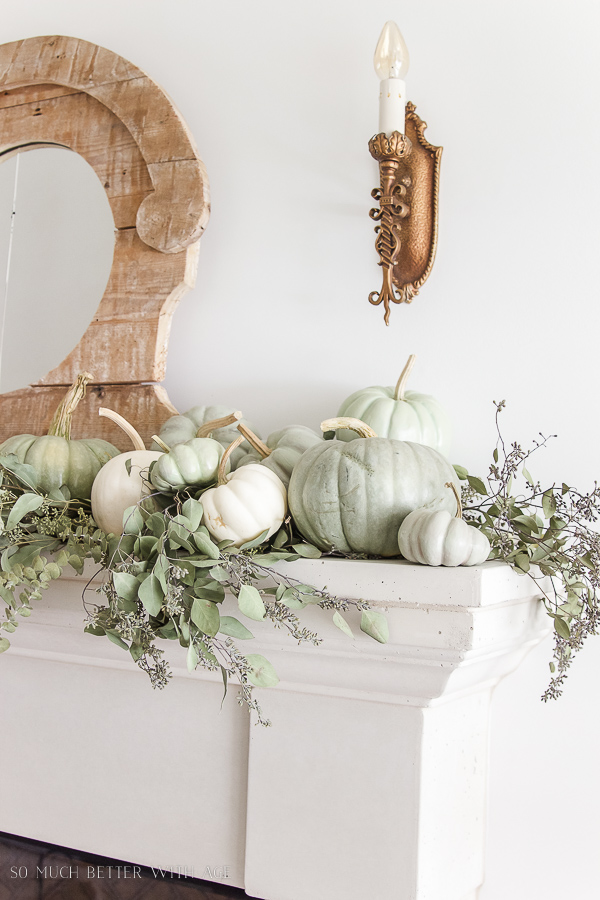 DIY Heirloom Pumpkin Tutorial @ So Much Better with Age