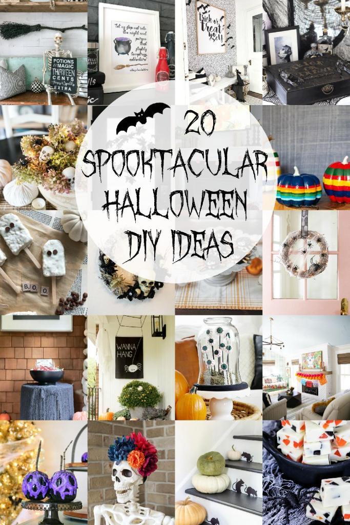 so Spooktacular DIY Halloween Ideas to Create!