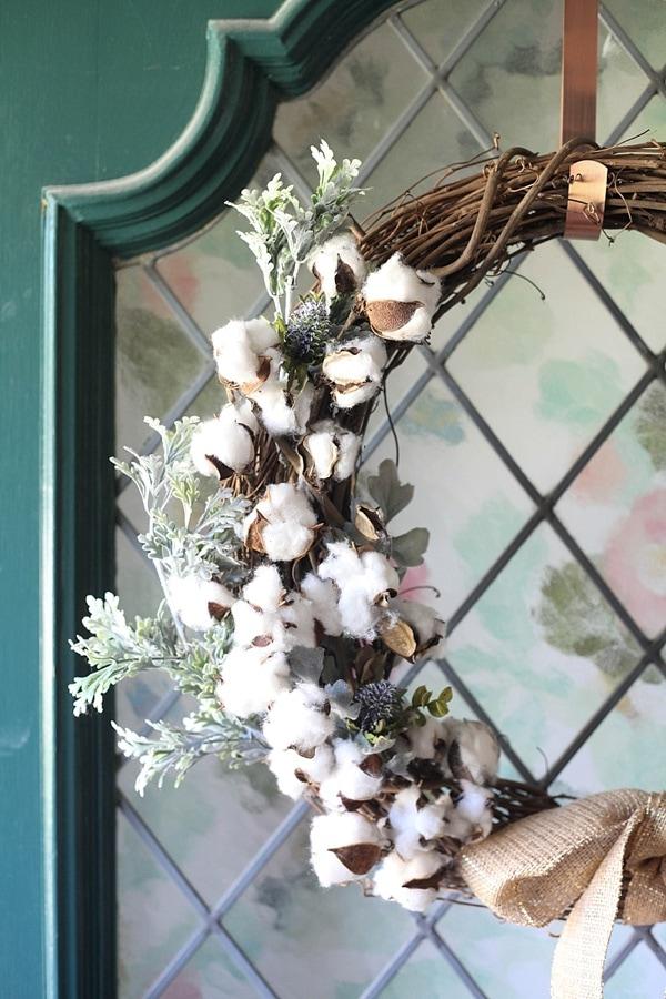 Easy Rustic DIY Fall Wreath @ Run to Radiance