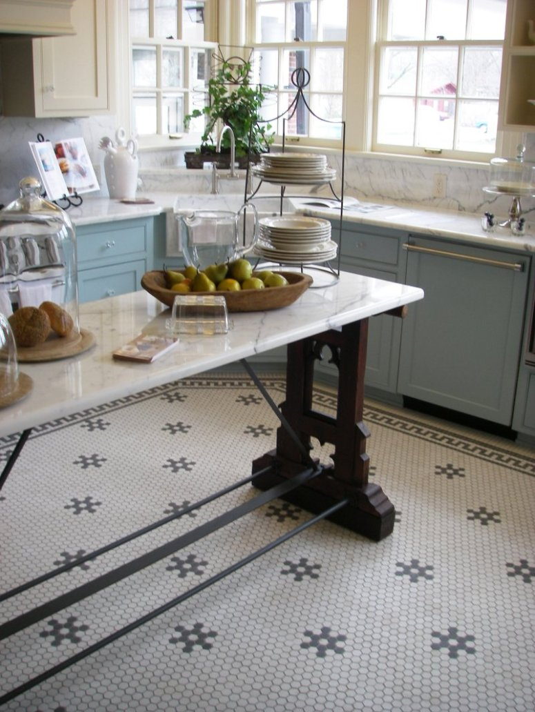 Classic mosaic tile is making a comeback