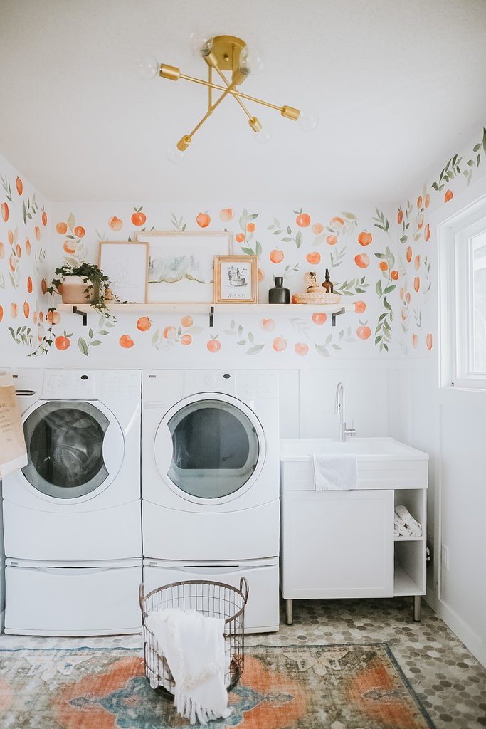The Best Cottage And Farmhouse Removable Wallpaper Ideas Tatertots And Jello