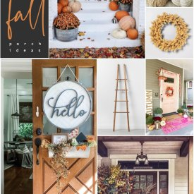 favorite fall porch ideas for autumn