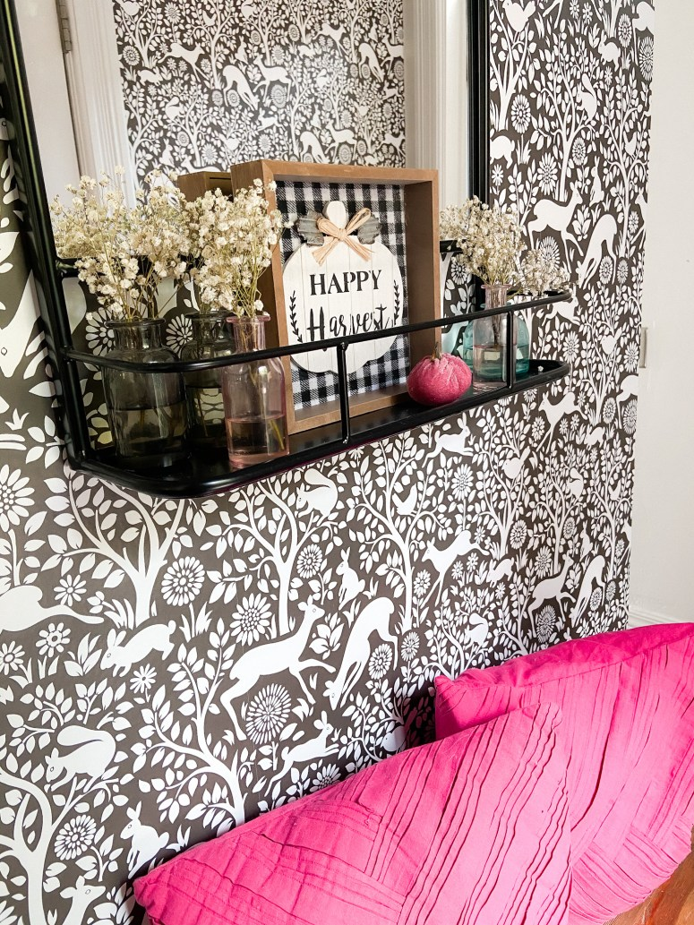 Boho Cottage Fall Decoration Ideas Entryway