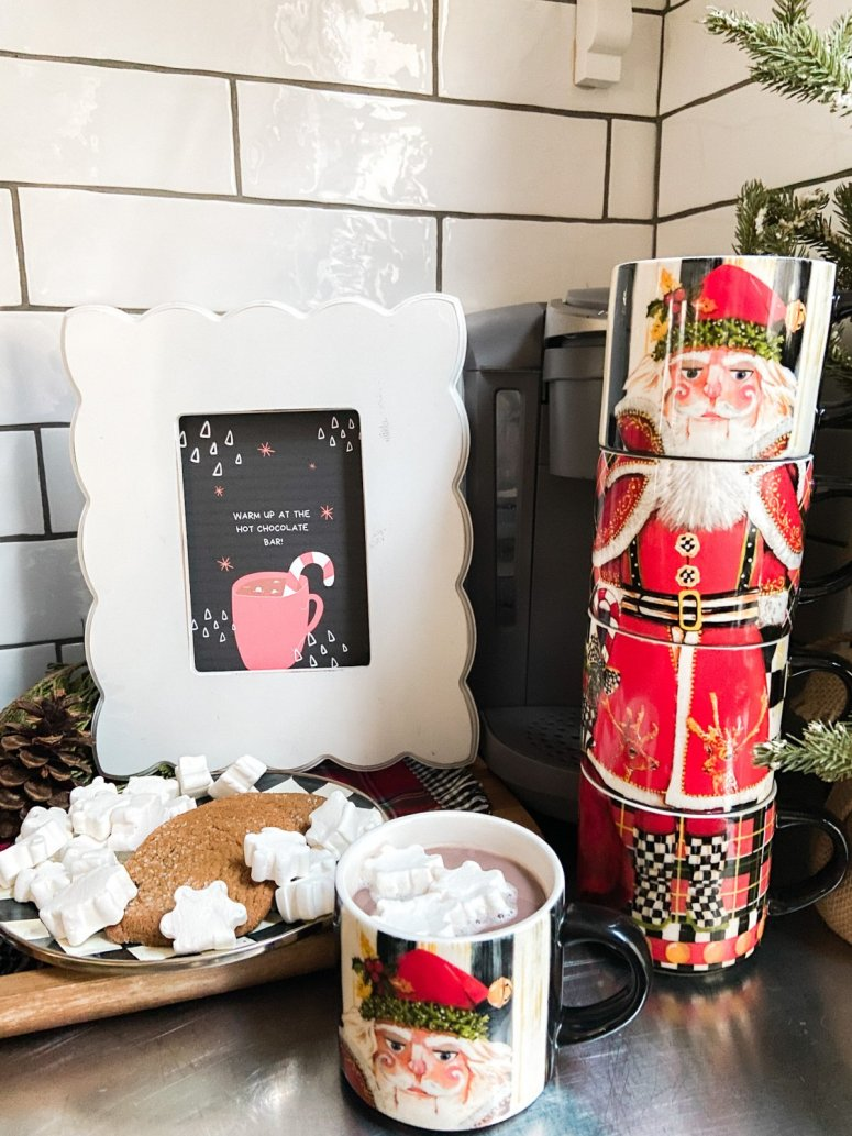 Free Hot Cocoa Printable