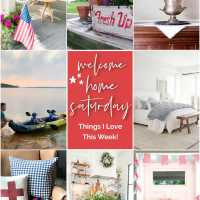 Welcome Home Saturday - June!