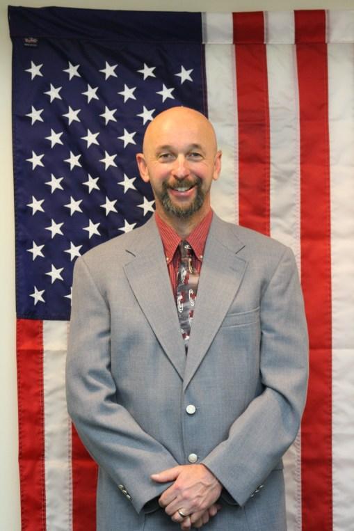 Trustee Gary Reed