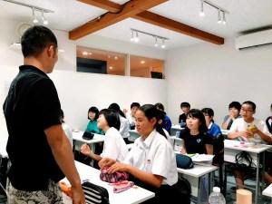 館山市の学習塾SLLに年収3000万円の外資銀行マンがやってきた