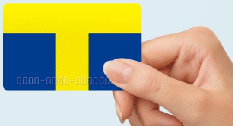 T-カード T-ポイント