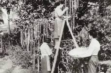 Il primo aprile del 1957 la televisione inglese diffuse un filmato di una piantagione svizzera specializzata nella produzione di spaghetti.