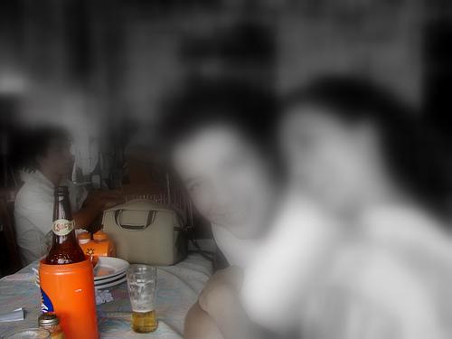 Boêmio que é boêmio sabe que não há nada melhor do que uma cerveja bem gelada. (5/6)
