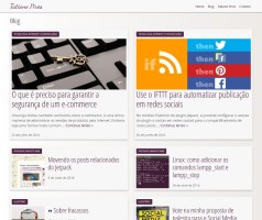 tatianepires.com.br - homepage posts