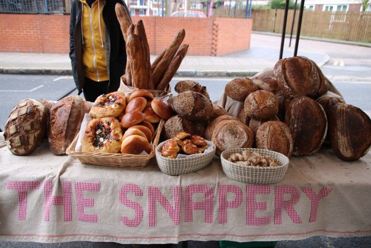 The Snapery - awesome sourdough artisan bread lovingly made by Richard Snape