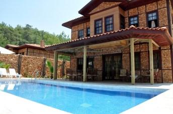 Villa YAKUT OSMANLI KONAKLARI Marmaris Gökova