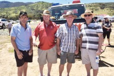 Paul Glennon, Brad Jenkins, Bruce Rosler and Peter Thurston.
