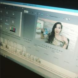Meu primeiro vídeo ♥