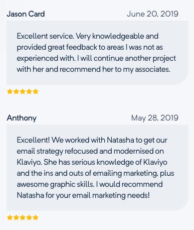 klaviyo expert uk based