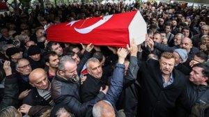 Tatli-genc.com Ayşen Grudağın Cenaze Töreni