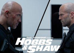 Hızlı ve Öfkeli Hobbs ve Shaw Türkçe Dublaj izle