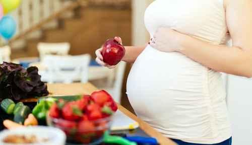 gebelikte beslenme, Gebelikte Beslenme, Tatlı Bir Telaş