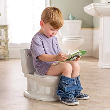 tuvalet alışkanlığı, Bezi Bırakma ve Tuvalet Alışkanlığı Edinme Süreci, Tatlı Bir Telaş