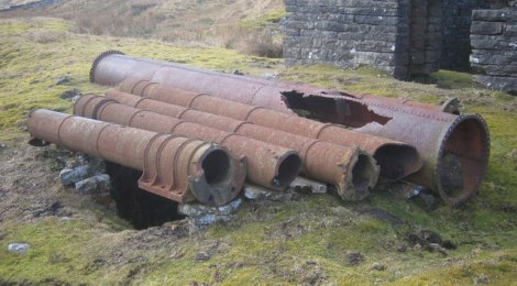 Mysterious 150,000 Year Old Pipework Discovered Did They Have Cern Technology Then to ?