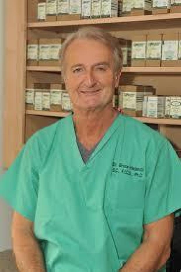 Dr. Bruce Hedendal DC PhD