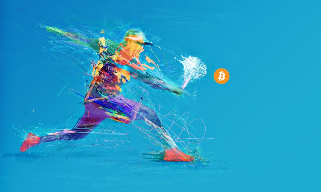 Tennis Player Bitcoin