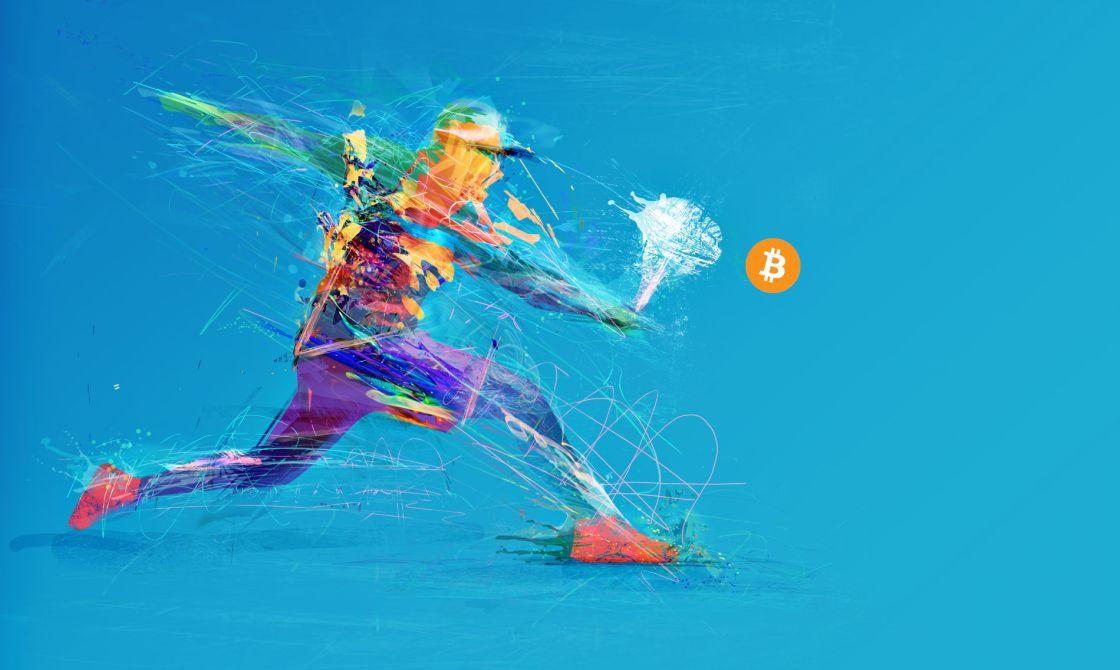 Tennis Player Bitcoin