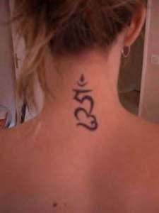 Les contre-indications du tatouage dans la nuque