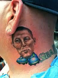 Le tatouage de Clint Dempsey