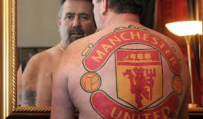 Le tatouage Manchester United