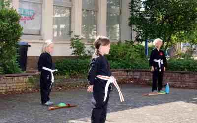 Training und Anfängerkurs in den Sommerferien in Limburgerhof