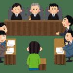 名古屋高判退去強制令書発付処分等取消請求控訴事件