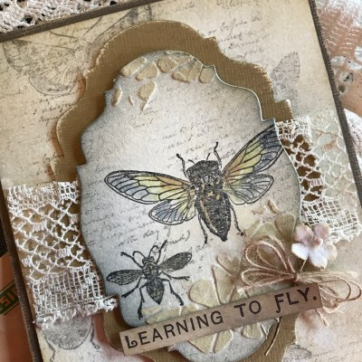 Creativation 2018 Tim Holtz Samples (Part 7)