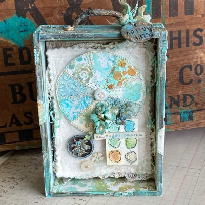 Let me introduce you to…Salvaged Patina