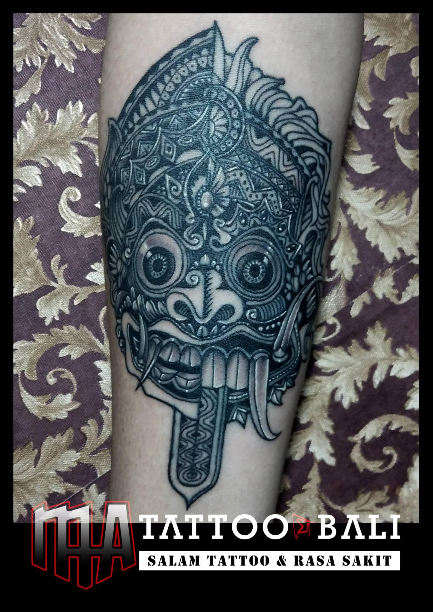 Balinese Tattoos Symbols Designs Pictures Tattlas Bali Tattoo