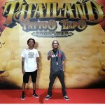Prima Bangkok Thailand Tattoo expo winner Bali tattoo artist