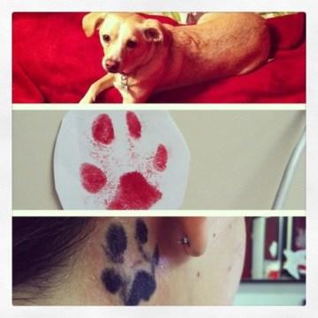 The most simple tattoo idea