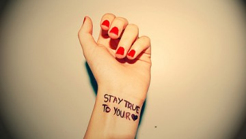 Stay True To Your heart