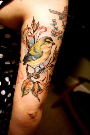 Bird Sleeve